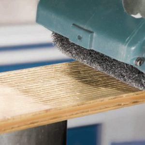 Borstels voor houtbewerking