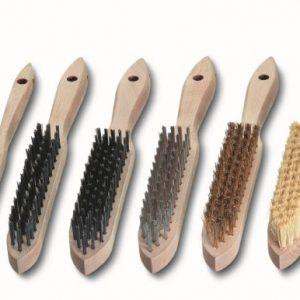 Standaard Handborstels - hout
