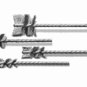 Micro ragers, staaldraad